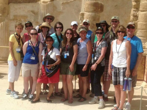 Blog - Israel Day 2 - Atop Masada