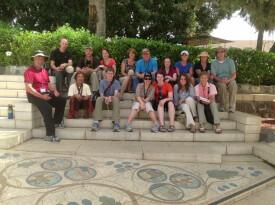 Blog - Israel Day 4 - Group Shot